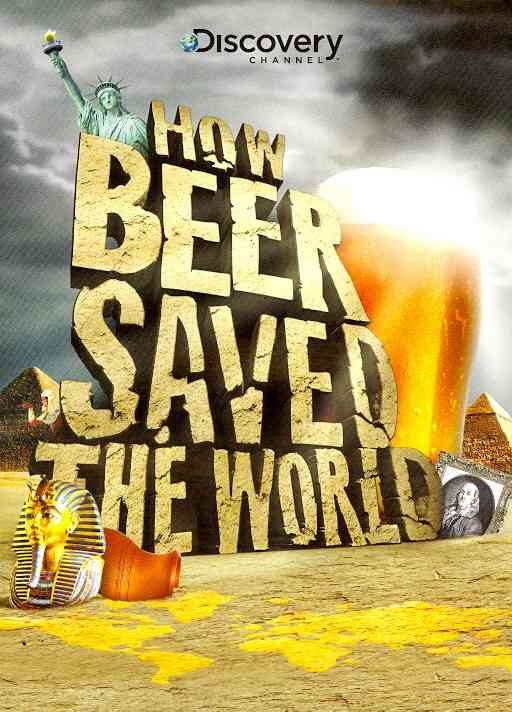 HOW BEER SAVED THE WORLD BY IVES,MARTYN (DVD)